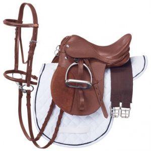 English Saddles & Tack