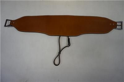15″ 16″ 17″ Roper Saddle Western Fully Tooled Warranty-11