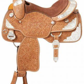 Western Show Saddles