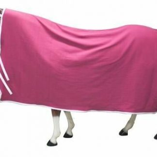 """Showman 84"""" x 90"""" Polar Fleece Horse Cooler"""