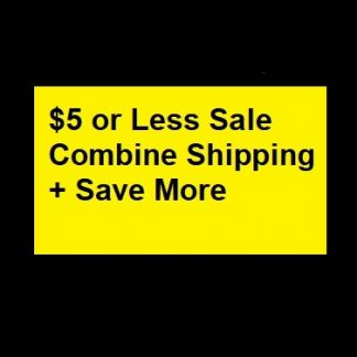 $5 or Less – SALE – Horse Tack, Supplies and More!!