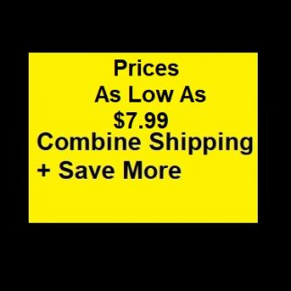 Prices As Low As $7.99 – SALE – Horse Tack, Supplies and More!!