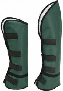 Showman Cordura Nylon Horse Shipping Boots(Set of 4)