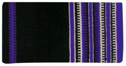"32"" x 64"" Wool Western Saddle Blanket w/ Zipper Design"
